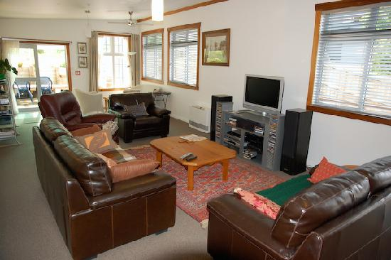 Pilgrim Planet : Lounge area