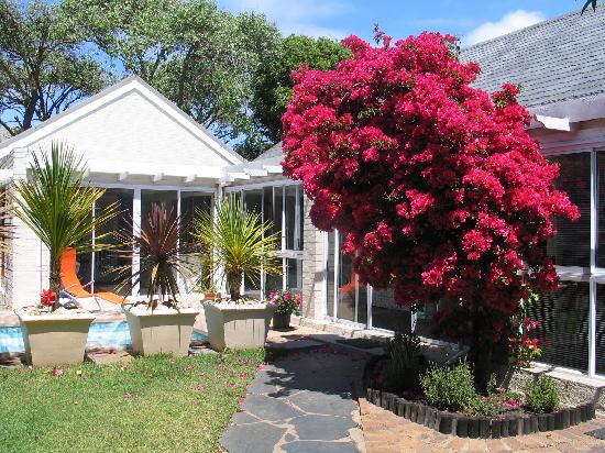 Cape Hermitage Guesthouse : Entrance