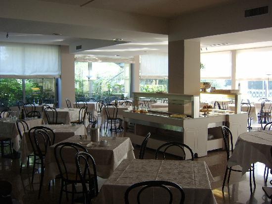 Hotel Alfieri: Speisesaal