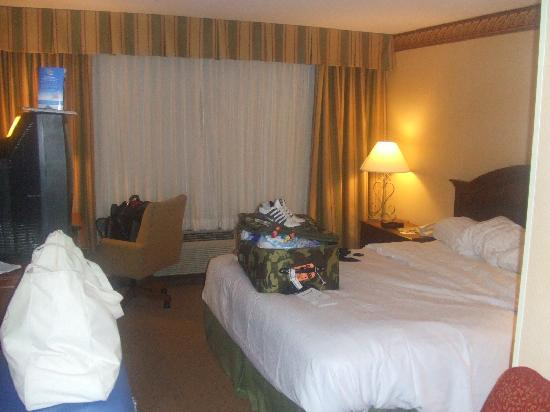 Holiday Inn Hotel & Suites Anaheim - Fullerton: chambre