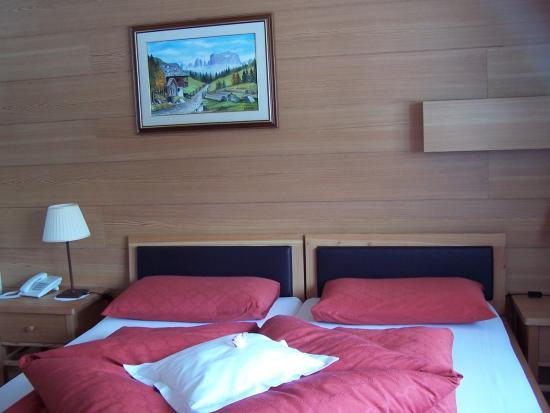 Hotel Continental : camera standard