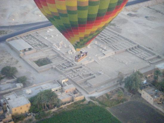 Lembah Sungai Nil, Mesir: Balloon trip