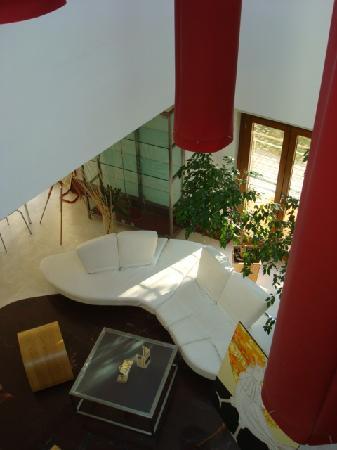 Montaperti Hotel: Montaperti lobby