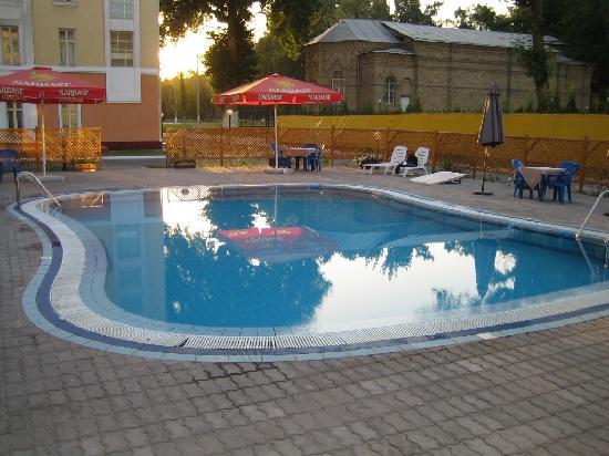 Best Eastern Poytaht Hotel: Piscina