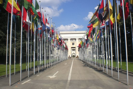 Ginebra, Suiza: united nations