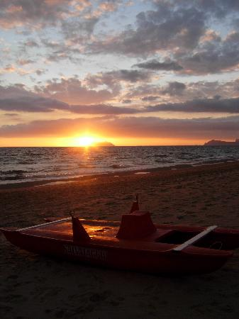 Сперлонга, Италия: Sperlonga sunset