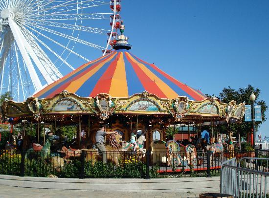 Carousel - Picture of Navy Pier, Chicago - TripAdvisor
