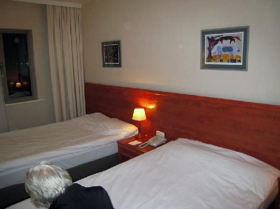 Holiday Inn Vilnius: Beds