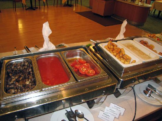 Holiday Inn Vilnius: Breakfast 1