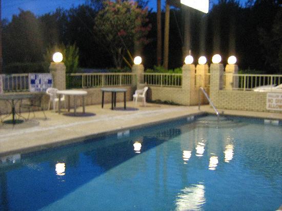 American Inn: swimming pool