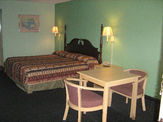American Inn: room