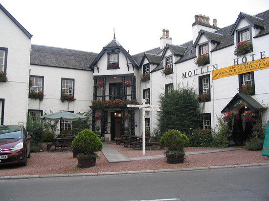 Photo of Moulin Hotel Pitlochry