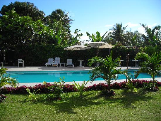 Muri Beach Resort: Pool
