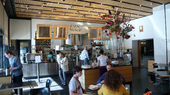 Museum Of Modern Art San Francisco Cafe