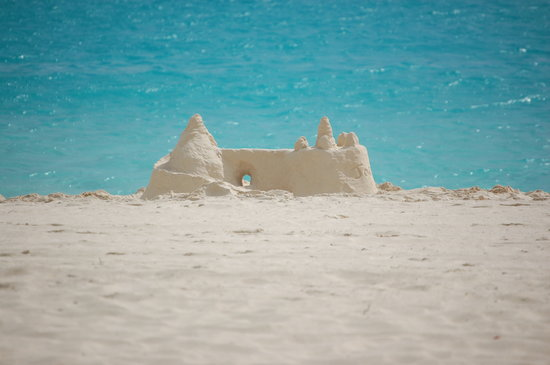 Anguilla: Castle at Cap