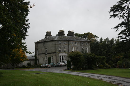 Thurles, Ireland: View of Inch House