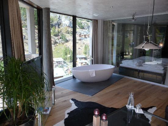 Matterhorn Focus - Design Hotel: Hotel Matterhorn Focus - Suite