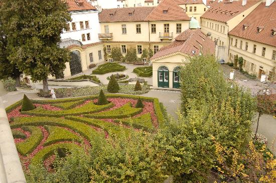 Aria Hotel Prague by Library Hotel Collection: Gardens