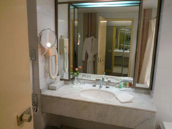 Le Meridien Heliopolis: Bathroom 2