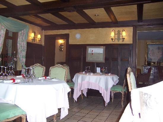L'Auberge de Bouvignes: restaurant