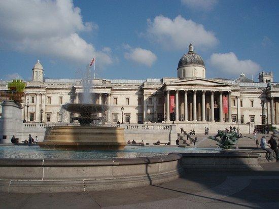 Galería Nacional: ナショナル・ギャラリーの外観