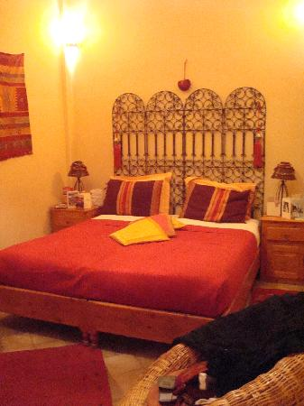 Riad Dalla Santa: Our Room (Cocqueliot)