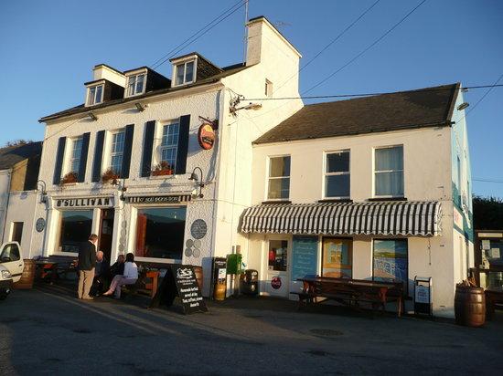O'Sullivan pub, Crookhaven, Cork, Ireland