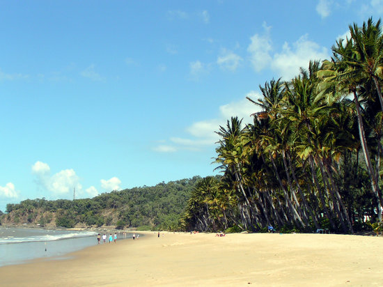 Cairns Region, Australie : Ellis Beach - 3