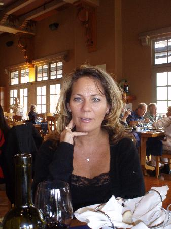 Burrowing Owl Estate Winery : lunch