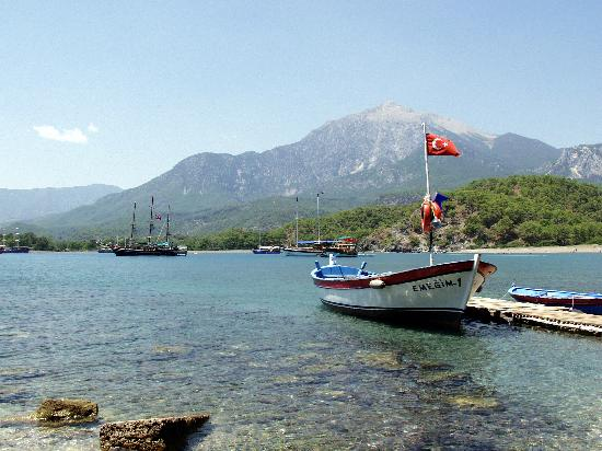 Phaselis Antique City: A picturesque bay near Phaselis - 1
