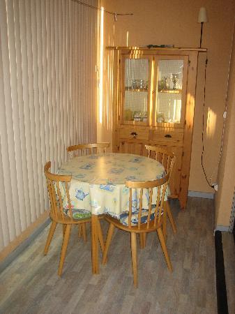Vacantel Le Lagon Bleu : Dining room