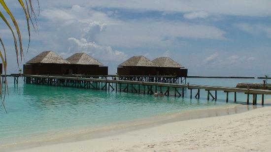 Veligandu Island Resort & Spa: Jacuzzi Water Villas