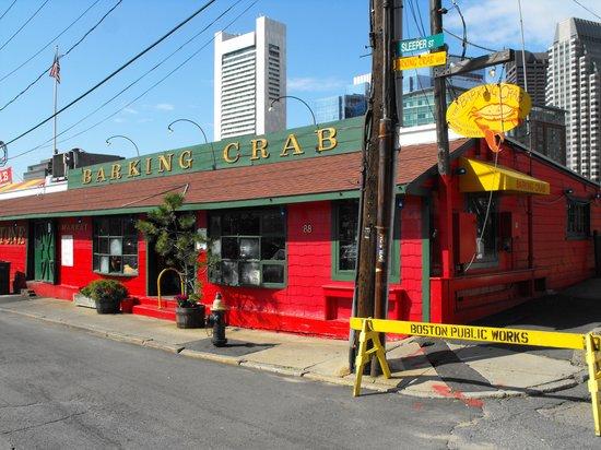 Barking Crab Restaurant Reviews