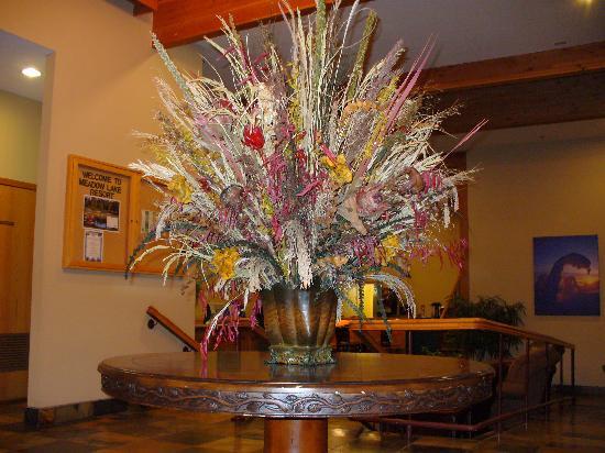 Meadow Lake Resort: foyer
