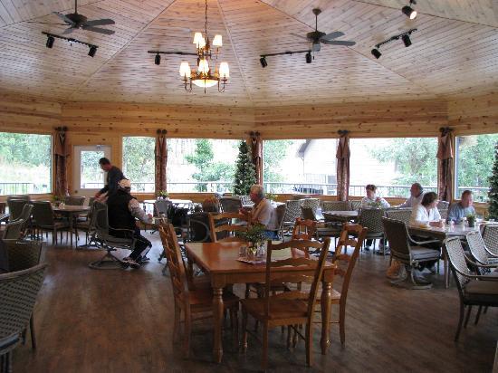 K Bar S Lodge: Breakfast Area