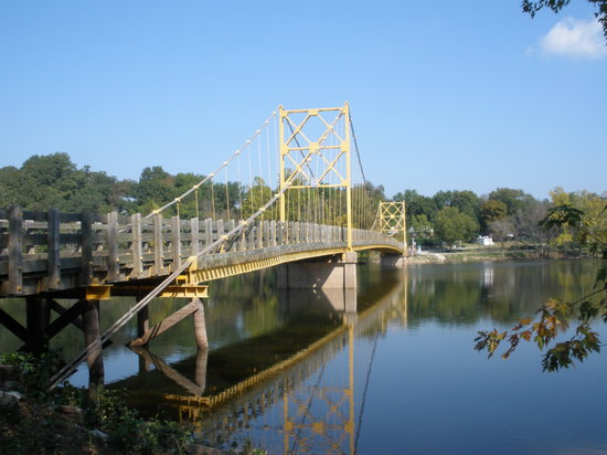 Eureka Springs, AR: Beaver Bridge