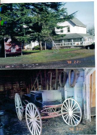 Scappoose Creek Inn: The Barnstormer