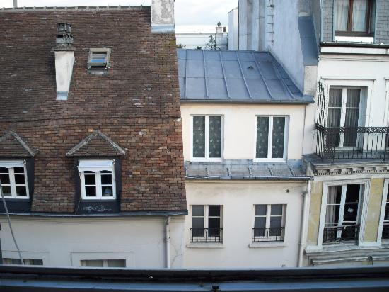 Bar Hotel Central Marais : penthouse view #2