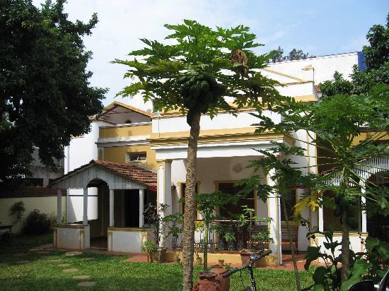 Casa Cottage Main Building