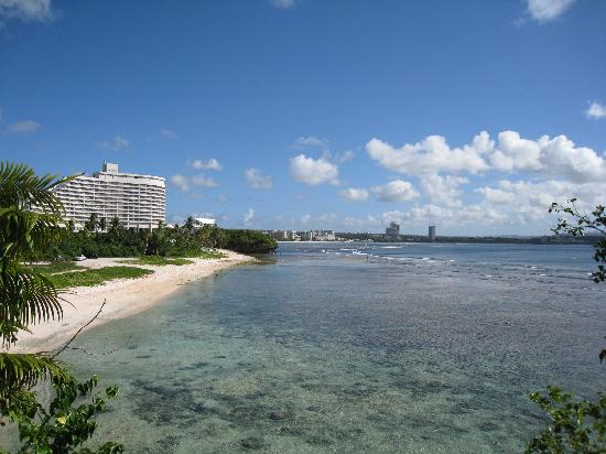 Guam, Mariana Islands: playa