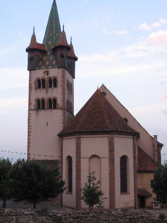 Chatenois, Francja: Ville de Châtenois