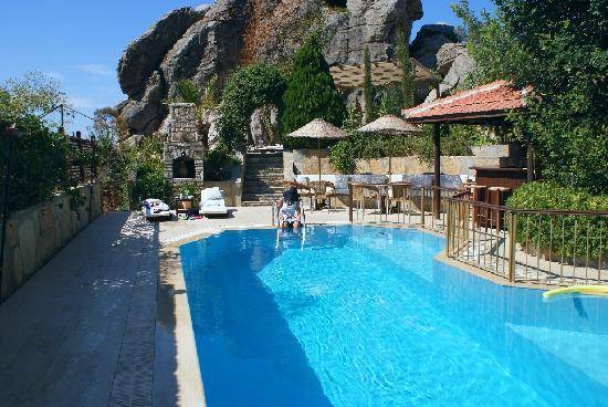 Aegean Gate Hotel: The pool