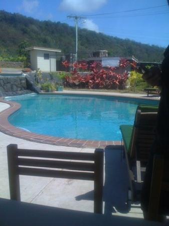 Le Manumea Hotel: pool