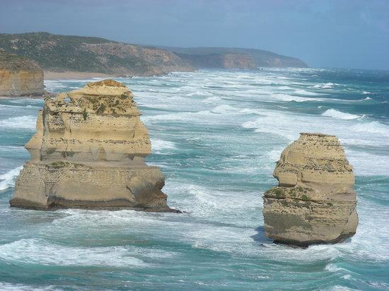 Melbourne, Australien: 12 Apostles, Great Ocean Road