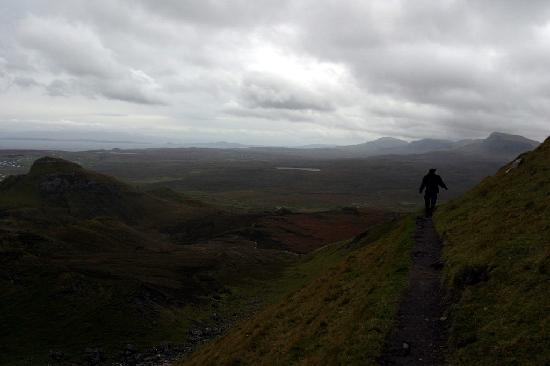 The Glenview: Dawn hike on the Quiraing