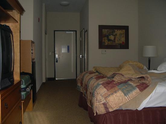Hampton Inn & Suites Mountain View : ホテル室内