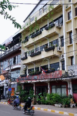 โรงแรมอินเตอร์ ซิตี้ บูติก: Inter City Hotel
