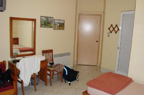 Hotel Lena: room