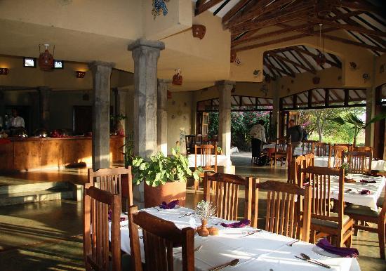 Kia Lodge – Kilimanjaro Airport : Dining Room