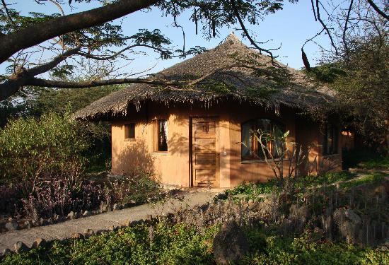 Kia Lodge – Kilimanjaro Airport : Our room #21